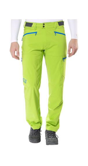 Norrøna falketind flex1          lange broek Heren groen